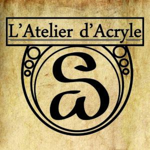 Lien partenaire l'Atelier d'Acryle